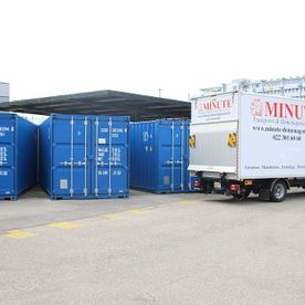 Minute Haulage & Removals Ltd - Les Acacias